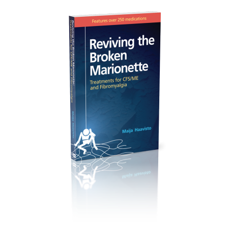 Reviving the Broken Marionette book cover